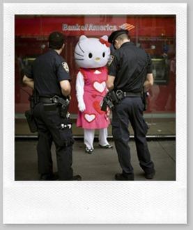 Quem não Gosta da Hello Kitty